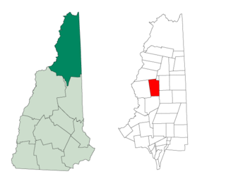 Odell, New Hampshire Township in Coos County, New Hampshire, United States
