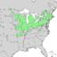 Cornus racemosa range map 1.png