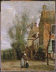 House in the Village of Saint-Martin, near Boulogne-sur-Mer