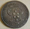 Cosimo III granduke of tuscany coins, 1670-1723, pezza della rosa 1703.JPG