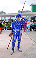 Cosplayer of Lancer, Fate Stay Night at FF26 20150829.jpg