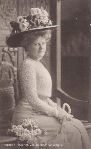 Countess Adelaide of Lippe-Biesterfeld