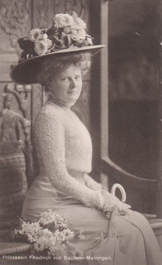 Countess Adelaide of Lippe-Biesterfeld - Image: Countess Adelaide of Lippe Biesterfeld