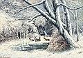 Courbet - Snow Landscape, P.1959-0057.jpg