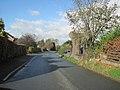 Criggion Lane in Trewern - geograph.org.uk - 1566671.jpg