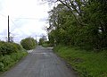 Cross-roads at Cynala, Brecknock. - geograph.org.uk - 444109.jpg