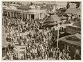 Crowd and pavilions, Royal Easter Show, Sydney, 1930s - Sam Hood (3419923950).jpg