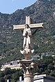 Cruceiro. Praza de Lalín. Escaldes-Engordany. Andorra 109.jpg
