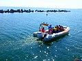 Cu barca-Mamaia 2015 - panoramio.jpg