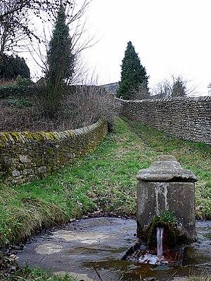 St Cuthbert's Well - Cuddy's Well, Bellingham