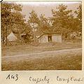 Cuperly. Campement du 7e d'Artillerie - Fonds Berthelé - 49Fi1872-143.jpg