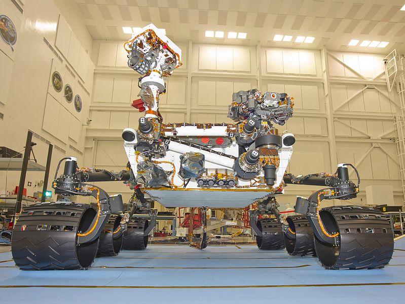 Dimensie X: Het andere nieuws: Nieuwe robot landt op Mars ...