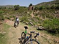 Cycling tour 5 to Pharwala Fort near Kahota Nuclear Plant Islamabad Pakistan.jpg