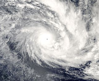 Cyclone Olaf Category 5 South Pacific cyclone in 2005