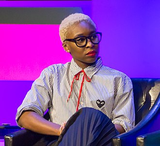 Cynthia Erivo - Erivo at the 2018 Tribeca Film Festival