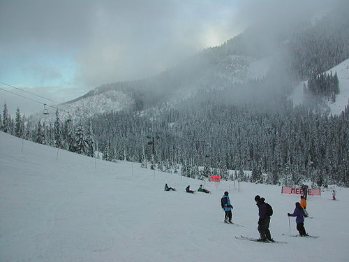 Cypress Mountain Resort