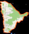 Czerwonak (gmina) location map.png
