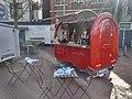Döner Kebab stand, Saturday market Winschoten (2018).jpg
