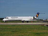 D-ACKJ - CRJ9 - Lufthansa
