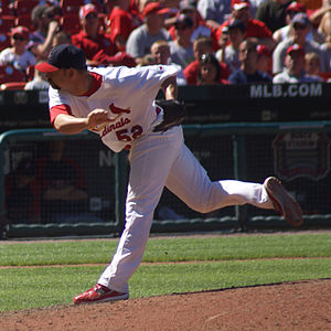 Josh Kinney - Kinney with the St. Louis Cardinals