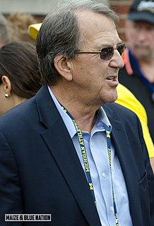 Lloyd Carr American football coach