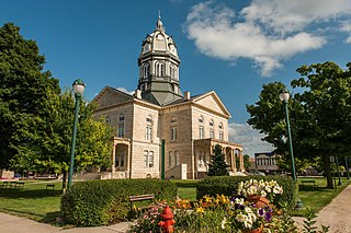 Madison County Courthouse (Iowa) United States historic place