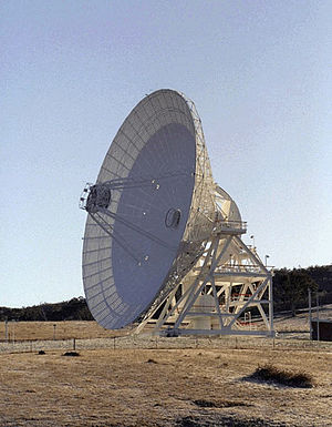 Madrid Deep Space Communications Complex - Image: DSN Madrid 2