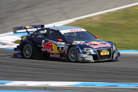 Dtm seger i holland for ekstrom 2
