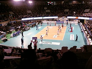Daejeon Hanbat Sports Complex - Chungmu Indoor Gymnasium