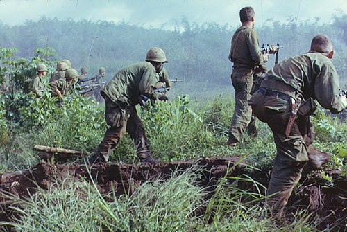 The Vietnam War (1955-1975) DakToVietnam1966.jpg