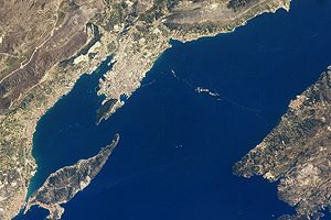 Dalmatian Coastline near Split, Croatia