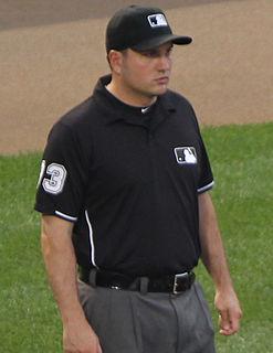 Dan Bellino American baseball umpire