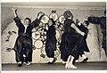 Dancing the Sherale (Sher Dance) in Kibbutz Eilon, 1971.jpg