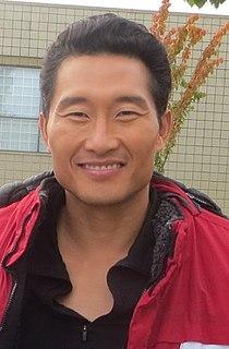 Daniel Dae Kim Korean-American actor