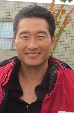 Daniel Dae Kim - Kim on the set of Hawaii Five-O in October 2013