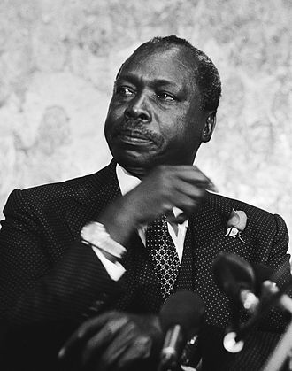The Truth, Justice and Reconciliation Commission of Kenya - President Daniel Arap Moi in 1979