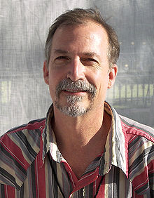 Wallace at the 2008 Texas Book Festival