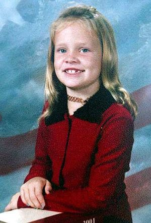 Murder of Danielle van Dam - Image: Danielle Nicole Van Dam