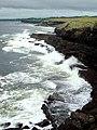 Dark Cliffs at Kilbarron - geograph.org.uk - 942905.jpg