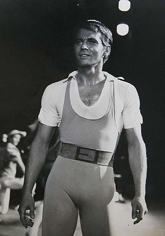 David Adams (dancer) - David Adams as Peer Gynt