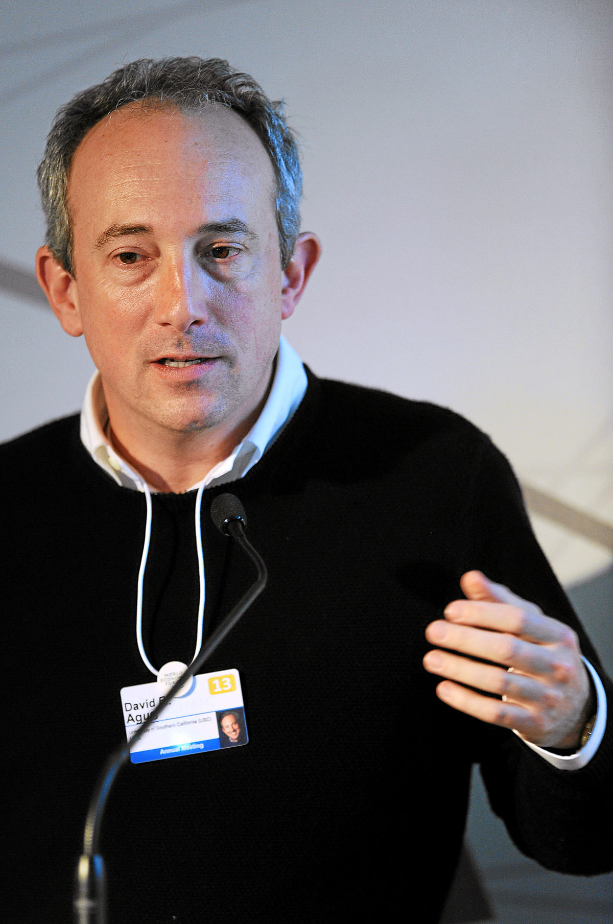 David Agus Wikipedia