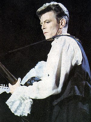 Sound+Vision Tour - David Bowie performing in Chile, 27 September 1990