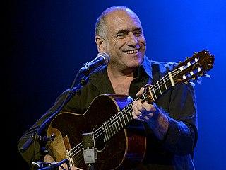 David Broza Israeli singer-songwriter