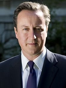Image illustrative de l'article David Cameron