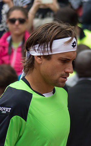 Romanian Open - David Ferrer won his first ATP title in Romania in 2002.