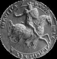 David II, King of Scotland seal.png
