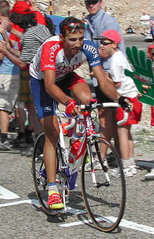 Moncoutié no Tour de France de 2002