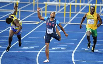 David Payne (athlete) - Payne competing at the 2009 World Championships in Berlin