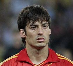 David Silva Euro 2012 vs France 01.jpg