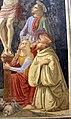 David ghirlandaio (attr.), crocifissione coi ss benedetto e romulado, da chiostro di s.m. degli angeli 04.JPG
